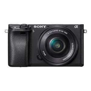 Prime Day Deal: Sony A6300 with kit lens £779 (£629 After cashback) @ Amazon Prime
