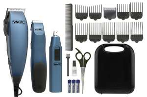 Wahl Grooming Contains Clipper/Trimmer/Ear and Nose Trimmer Gift Set £12.79 at checkout @ Amazon Prime Day