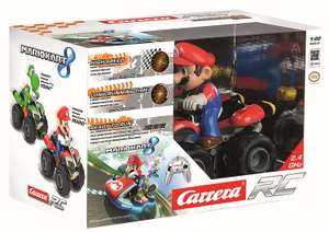 "Carrera RC 370200996 ""Mario Kart 8"" Radio Control Quad Bike at Amazon Warehouse (Very Good) from £11.26 delivered (Prime)"