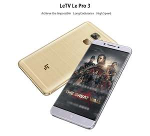 LeEco LeTV Le Pro 3 Elite X722 5.5 Inch Smartphone 2.5D FHD Screen 4GB 32GB  £167.76 - geekbuying