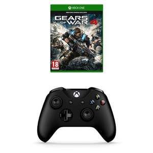 Gears of War 4 + Xbox Controller £49.99  @ Amazon Prime day