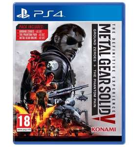Metal Gear Solid V: The Definitive Experience (PS4) £14.07 @ Amazon Prime Day