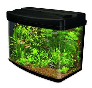 Interpet Fish Pod Glass Aquarium Fish Tank - 64 L - £62 for Prime members with automatic discount on check out.