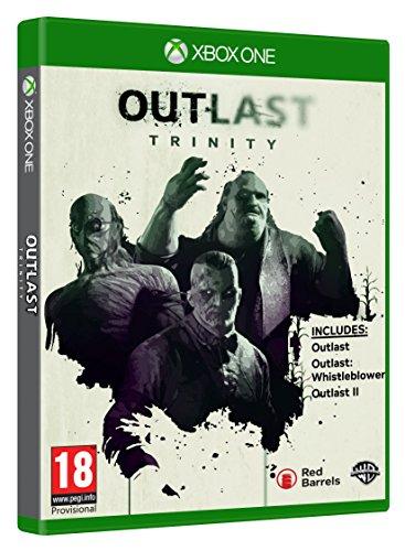 Outlast Trinity [XBox] £16.55 @ Amazon Prime £18.54 non-prime