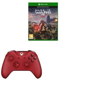 Halo Wars 2 + Red Xbox Controller £56.99  @ Amazon Prime day lightning deal