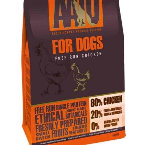 AATU 80/20 Dog Food Chicken 10 Kg £29.99 prime exclusive