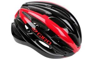 Giro Foray Bike Helmet Red & Black £30 @ Halfords