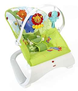 RainForest Bouncer Amazon Prime deal £21.33 / £16.33 with amazon family