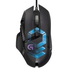 Logitech G502 Gaming Mouse Proteus Spectrum RGB Tunable with 11 Programmable Buttons £37.99 amazon prime lightning deal