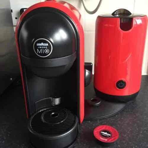Lavazza a modo mio coffee machine and milk frother £35 @ Asda Filton Abbey Wood Bristol