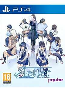 Root Letter [PS4] £11.85 @ Base