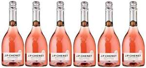 JP Chenet rose wine case of 6 £15.90 @ Amazon Prime Day