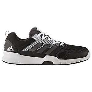 Adidas Essential Star 3 Mesh Men's Cross Trainers, Black, Size 9 £21.50 C&C @John Lewis