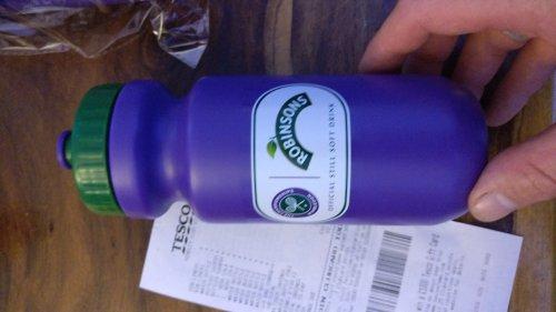 Robinsons juice/water bottle 10p instore @ Tesco