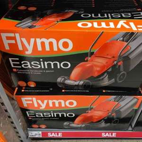 Flymo Easimo Lawnmower £32.50 @ asda in store
