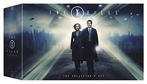 The X Files: Complete Seasons 1-9 [Blu-ray] [Region Free] £70/£56 with Amazon prime
