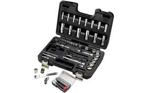 "Halfords Advanced 64 Piece Socket Set 1/4"" 3/8"" £35 C&C @ Halfords"