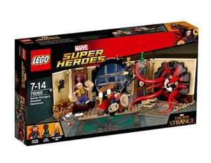 Lego Dr Strange's Sanctum Sanctorium (76060) 50% off now £14.99 instore / online at Disney Store (+ £3.95 Del / Free Del wys £50)