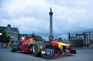 F1 Live' in the heart of London 12 July