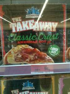 chicago town takeaway american hot 56p sainsburys