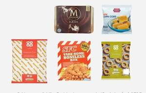 CO-OP new frozen meal deal now on £5.00 (£4.50 NUS)