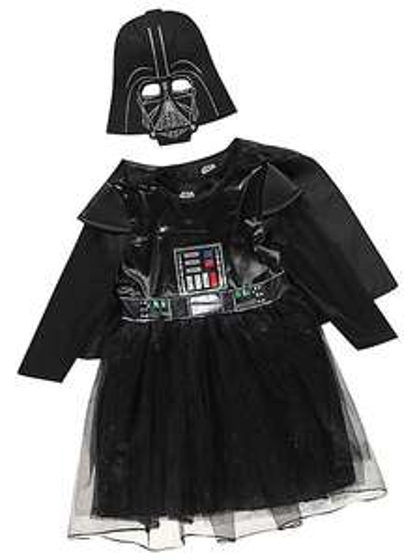 Kids Star Wars Darth Vader Fancy Dress now £4 C+C @ Asda George