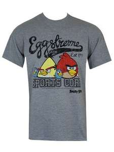 Grindstore cheap Angry Birds T-Shirts £3.00 (delivery from £1.25)
