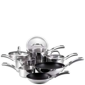 meyer select pan set £79.99 at the hut