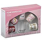Yankee 5 Votive and Holder Set With Love now £5.50 C+C @ Tesco Direct (teacher gift?) + Cactus Candle £2 / more in OP