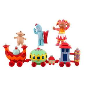 In The Night Garden Ninky Nonk Train and Characters Playset ONLY £16.99 + Postage £2.99 or Free Click & Collect @ Smyths