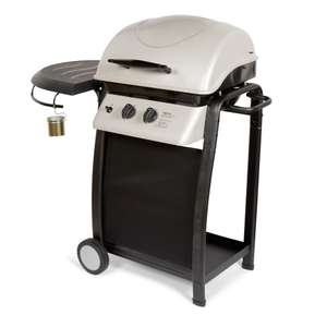LAGUNA 2 BURNER GAS BARBECUE £57 @ B&Q, save £33!