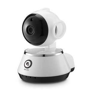 Digoo BB-M1 Wireless WiFi USB Baby Monitor Alarm Home Security IP Camera HD 720P Audio Onvif was £20.77 now £15.18 with Free Delivery @ Banggood.com