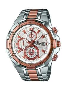 Casio edifice metal strap watch £56.66 @ Amazon