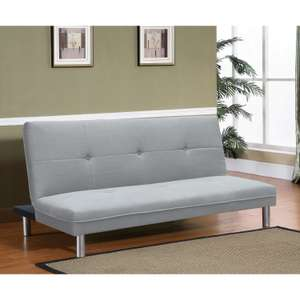 Rio Sofa Bed - Stone was £129.99 now £89.99 @ The Range