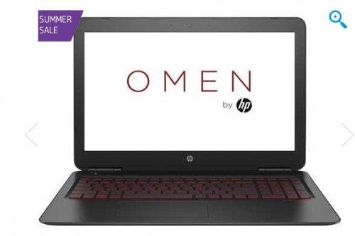 OMEN by HP 15-ax202na Gaming Laptop - GTX 1050 £699 @ HP
