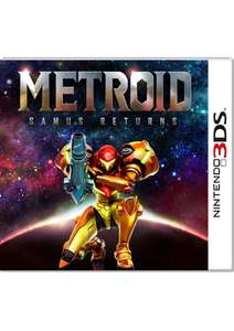 Metroid: Samus Returns (Nintendo 3DS) £29.85 @ SimplyGames