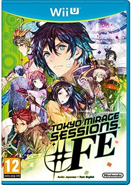 Tokyo Mirage Sessions #FE (Nintendo Wii U) - Australian version £19.99 @ Base
