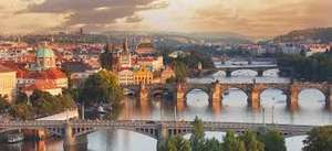 Prague 2 night break 4* hotel £83pp @ holiday pirates