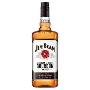Jim Beam 1L - was £20 - then £18 - now £16 at Morrisons