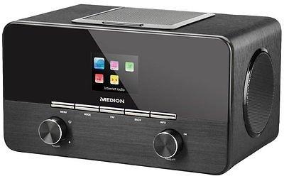 MEDION Wireless LAN Digital DAB Internet Radio Colour Display £56.99 delivered @ medion / Ebay