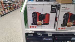 lavazza a modo mio minu caffe latte with integrated milk frother only £35 @ Asda instore