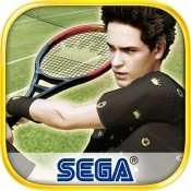 Virtua Tennis Challenge, Sega. Free - reduced from £4.99. Apple app Store