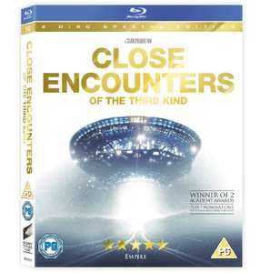 Close Encounters of the Third Kind Blu-Ray at Amazon for £4.99 delivered (Prime or £6.98 non-Prime)
