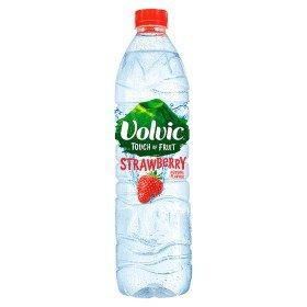 Volvic Strawberry Flavoured Still Water Bottle 1.5l (£0.70) @ ASDA