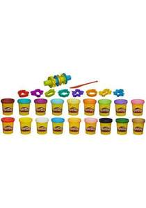 Play-doh super colour pack 36 tubs - £15 @ Argos