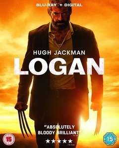Hot Offer Logan Blu-ray 2017 £14.99 prime / £16.98 non prime @ Amazon