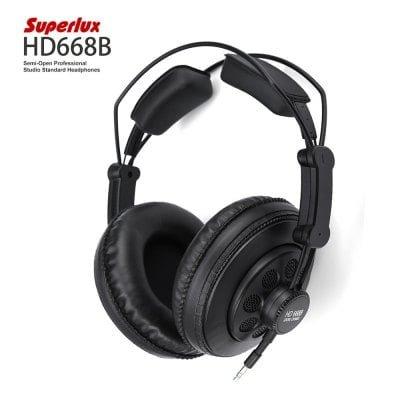 Superlux HD668B headphones £23.40 @ Gearbest (EU warehouse)