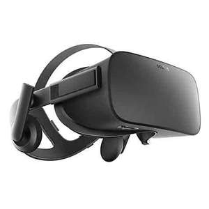 Oculus Rift with Touch Controllers at John Lewis with 2 year guarantee