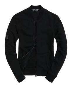 Mens Superdry Surplus Goods Bomber Jacket Black only £21.99 @ Superdry / eBay