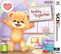 Teddy Together Nintendo 3DS £10 instore / Click and Collect @ Smyths Toys